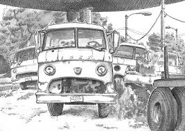 Urban Sketchers Seattle: Georgetown Trucks Vector Drawings Of Old Trucks Shopatcloth Old School Truck By Djaxl On Deviantart Ford Truck Drawing At Getdrawingscom Free For Personal Use Drawn Chevy Pencil And In Color Lowrider How To Draw A Car Chevrolet Impala Pictures Clip Art Drawing Art Gallery Speed Drawing Of A Sketch Stock Vector Illustration Classic 11605 Dump Loaded With Sand Coloring Page Kids