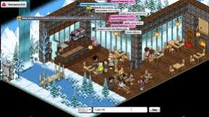 Its Really Fascinating Because Habbo Hotel Sort Of Has Own Culture The Game Been Around For Ages And Cultivated Different