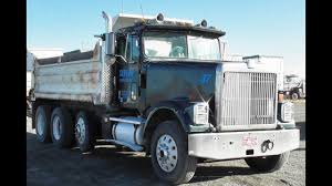 10X AUCTION - 1988 International F9370 Dump Truck AuctionTime - YouTube 1988 Intertional 9700 Sleeper Truck For Sale Auction Or Lease Intertional S1654 Flatbed Truck Item G4231 Sold 1954 Gas Fuel S1900 Gasoline Knoxville F9370 Semi K8681 Apr Kaina 6 943 Registracijos Metai Tpi S2500 Tandem 466 Diesel Engine 400 Hours Dump K7489 Jun 1900 Salvage Hudson Co 32762 S1854 4x4 Cab Chassis Youtube