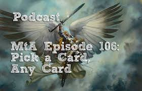 Stacks On Deck Patron On Ice by Mta Episode 106 Pick A Card Any Card