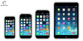 iPhone 6 sized up against iPhone 5s and iPad mini in new renders – BGR