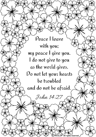 Adult Bible Verse Coloring Pages 1