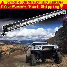52'' Super Bright 400W LED Work Light Bar Fog Roof Driving Lamp DC ... China Dual Row 6000k 36w Cheap Led Light Bars For Jeep Truck Offroad Led Strips For A Carled Strip Arduinoled 5d 4d 480w Bar 45 Inch Off Road Driving Fog Lamp Lighting Police Dash Lights Deck And Curved Your Vehicle Buy Lund 271204 35 Black Bull With 52 400w High Power Boat Cheap Light Bars Trucks 28 Images Best 25 Led Amazoncom 7 Rail Spot Flood 4x4 6 40w Mini Work Single Trucks 4wd Testing Vs Expensive Pods Youtube
