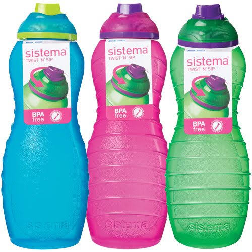 Sistema Twist 'n Sip Davina Bottle - 700ml