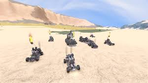 More Mad Max Stuff. (Oil Truck And Buggys) : Spaceengineers