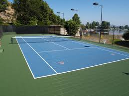 Download Backyard Tennis Court Cost | Garden Design Outdoor Courts For Sport Backyard Basketball Court Gym Floors 6 Reasons To Install A Synlawn Design Enchanting Flooring Backyards Winsome Surfaces And Paint 50 Quecasita Download Cost Garden Splendid A 123 Installation Large Patio Turned System Photo Album Fascating Paver Yard Decor Ideas Building The At The American Center Youtube With Images On And Commercial Facilities