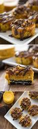 Libbys Pumpkin Cheesecake Directions by Mini Turtle Pumpkin Cheesecakes Crazy For Crust