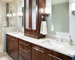 white granite bathroom houzz