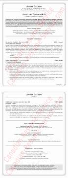 Special Education Teacher Assistant Resume Sample Awesome Aide Resumes At