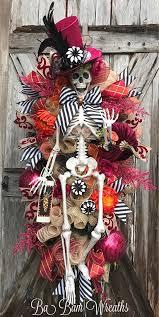 Grandin Road Halloween Wreath by 666 Best Halloween Images On Pinterest Halloween Crafts