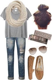 Casual Winter Outfits For Teenage Girls Cute