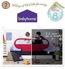 day 8 babyhome side light review giveaway plushlittlebaby