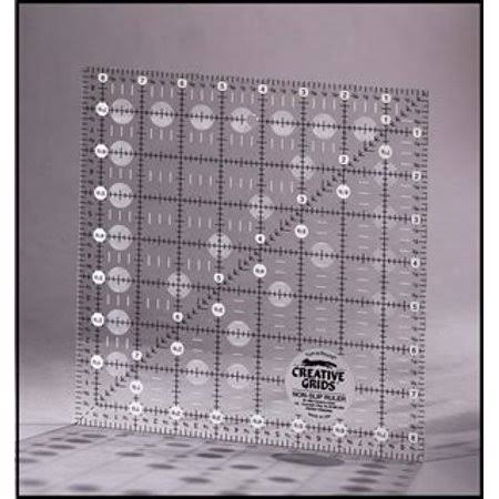 "Creative Grids Ruler - 8 1/2"" Square"