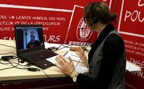 offre d emploi bureau veritas candidats au recrutement entraînez vous à l entretien vidéo le