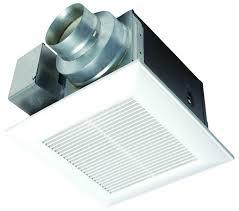 Install Bathroom Vent No Attic Access by Panasonic Fv 08vq5 Whisperceiling 80 Cfm Ceiling Mounted Fan