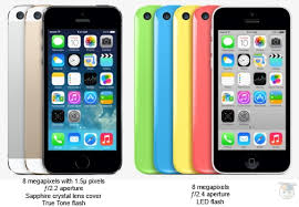 iPhone 5S vs iPhone 5C how the specs pare Geek