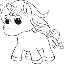 Cute Horse Coloring Pages Unicorn Horse Coloring Pages Together With