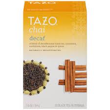 Tazo Pumpkin Spice Chai Latte Recipe by Chai Teas