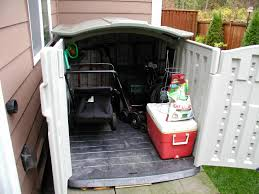 Rubbermaid Roughneck Storage Shed Accessories by Patio Cool Rubbermaid Storage Shed For Your Outdoor Backyard