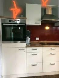 küche hoch schrank für backofen