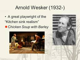 Kitchen Sink Drama Is Associated With part viii 20th century literature ppt video online download
