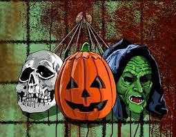 Halloween Atari 2600 Theme by The Horrors Of Halloween Halloween Iii Silver Shamrock Masks
