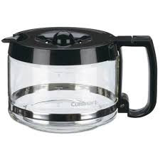CuisinartR WCM04B 4 Cup Coffee Maker W Glass Carafe Black Per Case Price Each