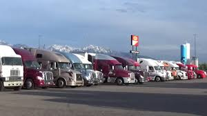 100 Flying J Truck Stop Near Me Vlog 168 Salt Lake City Street Delivery And The Flying Truck