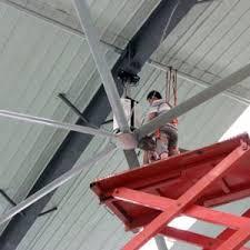hvls fan industrial ceiling fan commercial hvls ceiling fan