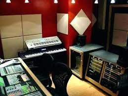 Small Recording Studio Design Bedroom Music Setup Modern