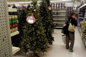 Sears Artificial Christmas Trees Unlit by Nice Idea Christmas Trees At Kmart Artificial Jaclyn Smith Amp