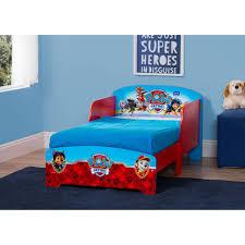 Paw Patrol Wooden Toddler Bed Walmart