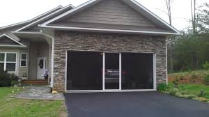 Single Patio Door Menards by Garage Door Garage Door Screens Menards Doors Exterior Screen