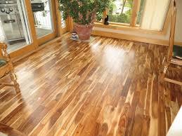 Prefinished Solid Blonde Asian Walnut Acacia Wood Hardwood Floor Flooring Sample