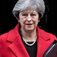Theresa May The Teflon Prime Minister