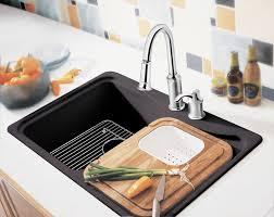 Moen Faucet Handle Loose by Moen 7590csl Aberdeen One Handle High Arc Pulldown Kitchen Faucet