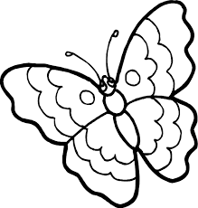 Awesome Free Butterfly Coloring Pages Awesome 4261