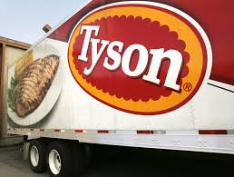 Tyson Sees Meat Prices Rising With Freight Costs: 'Ultimately, The ... Tyson Foods Inc Springdale Ar Rays Truck Photos 1st Day Trucking With Schneider And I Put My Trailer In A Ditch Truckers Pay Surges As Shipping Increases Driver Shortage Could Have Consequences For Beer Industry 18year Olds Driving 18wheelers Across State Lines Countable Boston Commercial Accident Attorneys Your First Look At Paccars Zero Emissions Cargo Transport T680 Wreaths America Blog Jb Hunt Dcs Hauling Live Chickens 356483 Photo On Journalist Tysons Chickenization Of Meat Turns Farmers Lack Truckers Is Making Prices Rise The Bottom Line