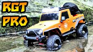 100 Rgt RGT PRO JEEP Rock Crawler Carbon Fiber FrameANY GOOD First CrawlWaterproof
