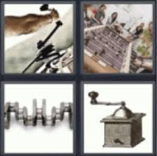 4 pics one word 5 letters All answers 4 Pics 1 Word