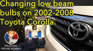 corolla diy 2006 toyota corolla exles of line charts emg 81