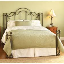 Wrought Iron Headboards King Size Beds by King Iron Beds U0026 Metal Headboards Humble Abode