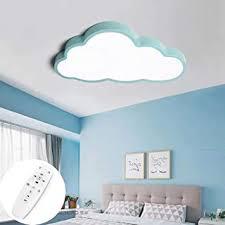 36w ultra thin 5cm led deckenleuchte kinderzimmer deckenleuchte dimmbar clouds deckenbeleuchtung cloud le mit fernbedienung für jungen mädchen