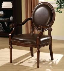 leather accent chairs euro screens