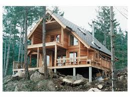 The Mountain View House Plans by Mountain House Plans The House Plan Shop