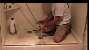 fixing a smelly shower youtube