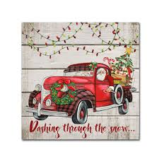 The Holiday Aisle 'Vintage Christmas Truck 4' Graphic Art Print On ... Amscan 475 In X 65 Christmas Truck Mdf Glitter Sign 6pack Hristmas Truck Svg Tree Tree Tr530 Oval Table Runner The Braided Rug Place Scs Softwares Blog Polar Express Holiday Event Cacola Launches Australia Red Royalty Free Vector Image Vecrstock Groopdealz Personalized On Canvas 16x20 Pepper Medley Little Trucks Stickers By Chrissy Sieben Redbubble Lititle Lighted Vintage Li 20 Years Of The With Design Bundles