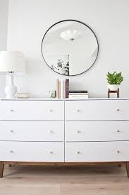 Ikea Hopen Dresser Hack by Malm 6 Drawer Dresser With Mirror Instructions Oberharz