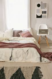 chelsea victoria for deny marble duvet cover urban outfitters