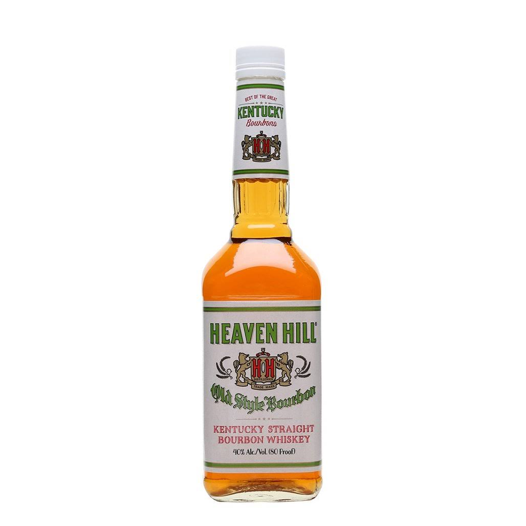 Heaven Hill Kentucky Straight Bourbon Whisky - 700ml